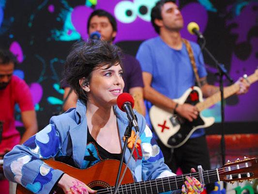 Especial Dia das Crianças - No ar 16/10/2010 - Adriana Partimpim